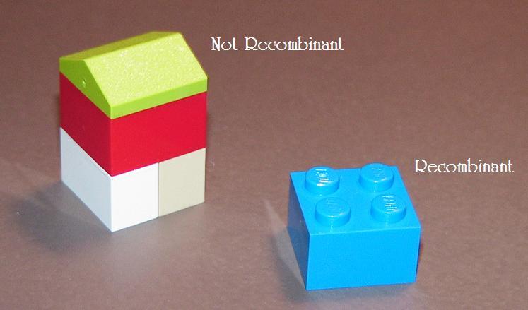 REST vs SOA; the Lego analogy